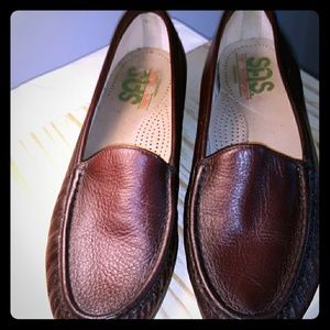 Women's SAS Comfort leather loafers
